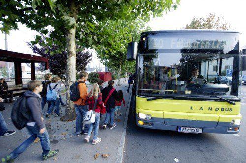 Den neuen Landbusfahrplan mag nicht jeder.  Foto: Landbus
