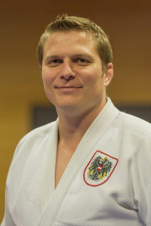 Sport Judo Trainerr Patrick Rusch