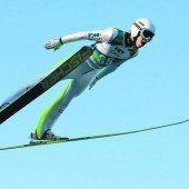 Ulrich Wohlgenannt im Weltcup wieder dabei