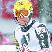 Ivica Kostelic ist auf seinem Haushang noch ohne Sieg