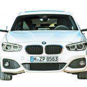 Modellpflege: BMW hat den 1er überarbeitet
