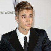 Justin Bieber am Fuß verletzt