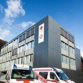 Großer Umzug in das neue Rot-Kreuz-Gebäude