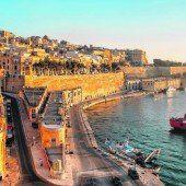Geschichtsträchtige Hauptstadt Valletta