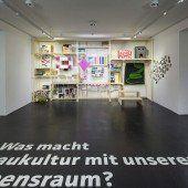 Unit Architektur Ausstellung im vai