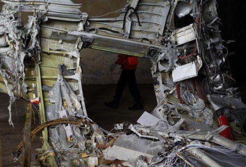 Die Ermittler warnen vor voreiligen Schlüssen. Ein erster Untersuchungsbericht ist für 28. Jänner angekündigt. Foto: Reuters