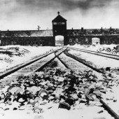 Auschwitz wurde zu einem Symbol für den Holocaust