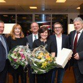 AMS ehrt Mitarbeiter für 25 Jahre Treue