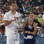 Polen gewann erstmals den Hopman Cup