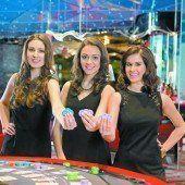 Missen-Präsentation im Casino Bregenz