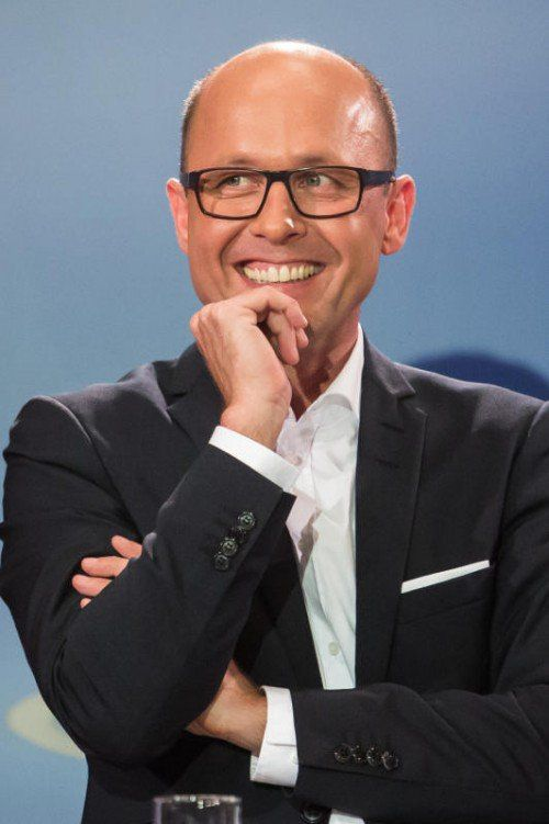 Michael Ritsch hat als SPÖ-Chef selten Grund zum Lachen. VN/PS
