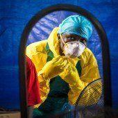 Ebola forderte über 7900 Tote