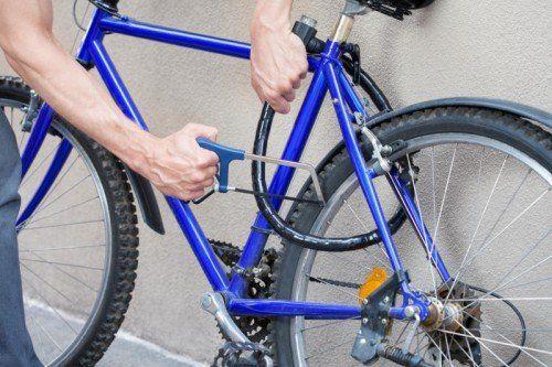 In Vorarlberg wurden im Vorjahr 692 Fahrräder gestohlen.