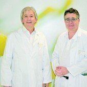 Chefarztwechsel im Stadtspital Dornbirn