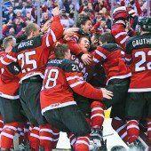 Kanadas Junioren sind Weltmeister