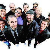 Ska mit den Busters gibts am Samstag im Lindauer Club Vaudeville. Einlass um 20 Uhr.