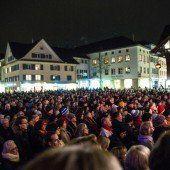 Die Liebe, die uns innewohnt: Tausende beteten in Dornbirn