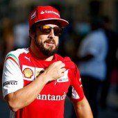 Alonso ist für Mercedes eine Alternative