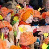 Das VN-Bild des Tages: Montafoner Tulpen
