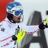Slalom-Herren weiter im Pech
