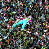 Schanzenrekorde am Bergisel und ein deutscher Tagessieg
