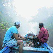 In den Tiefen des Amazonas