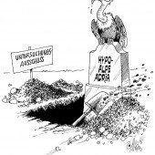 Exhumierung!