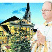 Bischof Benno lädt zum Friedensgebet auf den Dornbirner Marktplatz