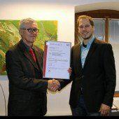 ABF Feldkirch erstmals ISO 9001 zertifiziert