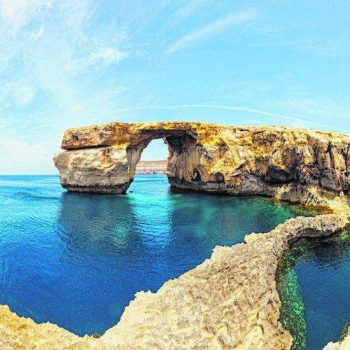 Gozo liegt mit dem Boot nur 20 Minuten von Malta entfernt.