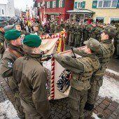 Sulzberg feiert 82 Rekruten