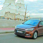 Hyundai plant im großen Stil