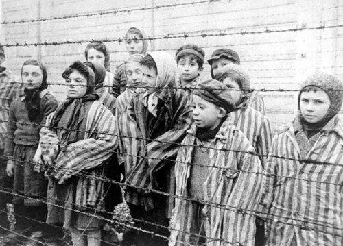 Im KZ Auschwitz wurden zahlreiche Kinder für Humanversuche missbraucht. Einige wenige haben überlebt.  WIKIMEDIA COMMONS