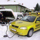 Pro Tag durchschnittlich 57 Einsätze der Gelben Engel in Vorarlberg