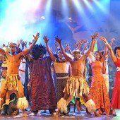 Neue Mama-Afrika-Show in Bregenz