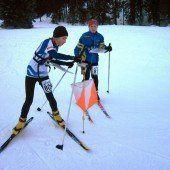 Titelkämpfe im Ski-Orienteering