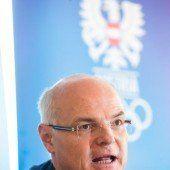 Ein Mandat im IOC ist das Ziel