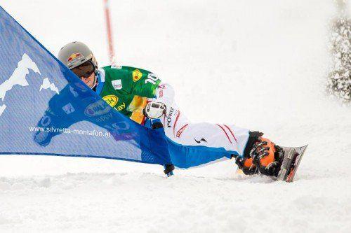 Lukas Mathies hat die Weltmeisterschaftstage schon gut verarbeitet und geht in Rogla wieder auf Punktejagd im Weltcup. Foto: Steurer