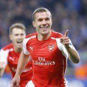 Podolski ärgern Gerüchte über Trainingsflucht