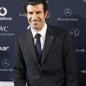Ex-Kicker Figo kandidiert als FIFA-Präsident