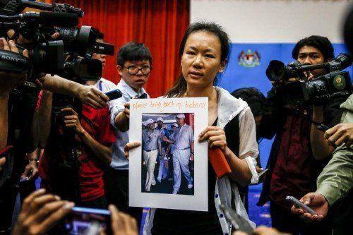 Malaysias Regierung hat versichert, dass die Suche nach dem Flugzeug weitergehen werde.  Foto: EPA