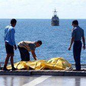 AirAsia: Bergung des Rumpfes gescheitert