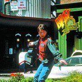 Zurück in die Zukunft: McFly reiste ins Jetzt