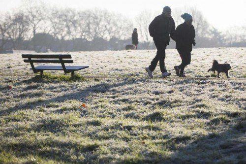 Menschen können schädliche Laster, wie zu wenig Bewegung, leichter ablegen, wenn ihr Partner mitmacht.  Foto: Reuters