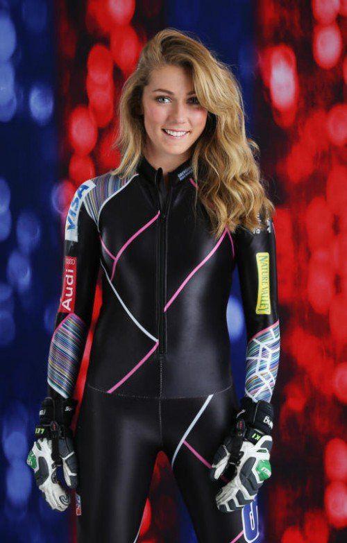 Mikaela Shiffrin ist für das USA-Team bei der Ski-WM zu Hause in Vail und Beaver Creek ein Medaillengarant. Foto: geap
