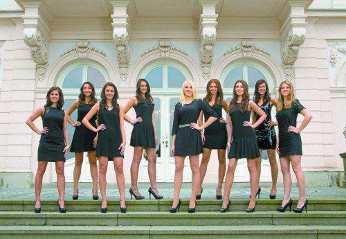 Misswahl Missen Journal 2015 Miss Vorarlberg Villa Razynski Mode Streetfashion