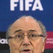Blatter bleibt vor der Wahl siegessicher