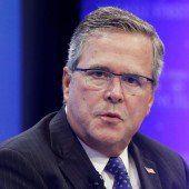 Dritter Bush will ins Weiße Haus