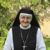 Trauer um Mutter Maria Agnes Fabianek