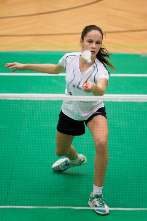 Sabrina Herbst holte zwei Gold- und eine Silbermedaille. vn/DS